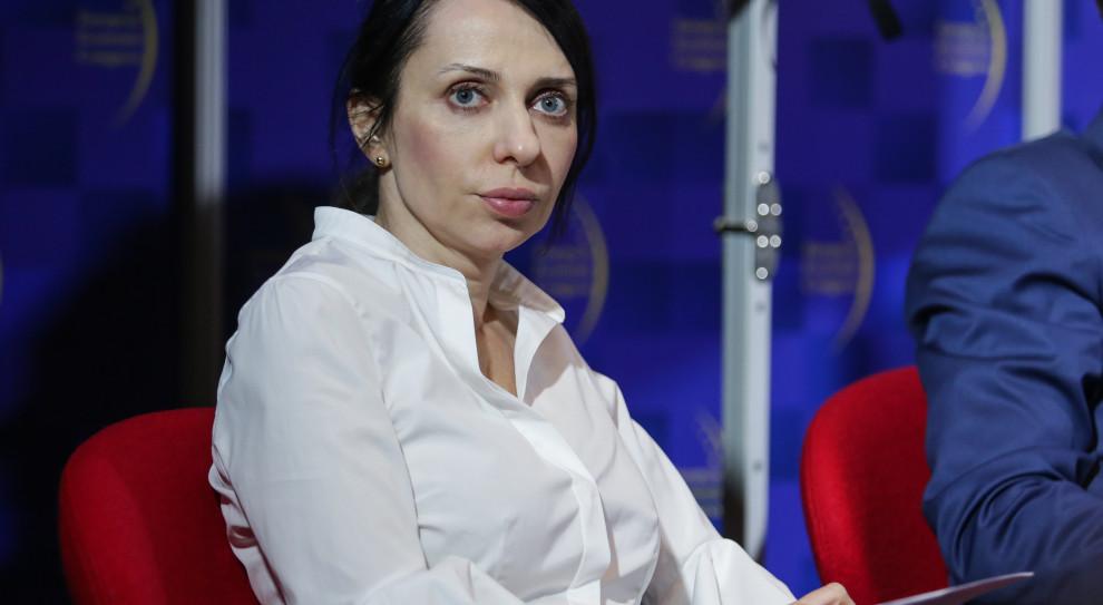 Prof. Barbara Piontek z Katowickiej Specjalnej Strefy Ekonomicznej (KSSE) (fot. PTWP)