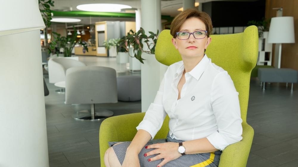 Kamila Gutowski (fot. Skills Net)