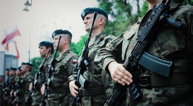 Żołnierze ochotnicy WOT dostaną podwyżki