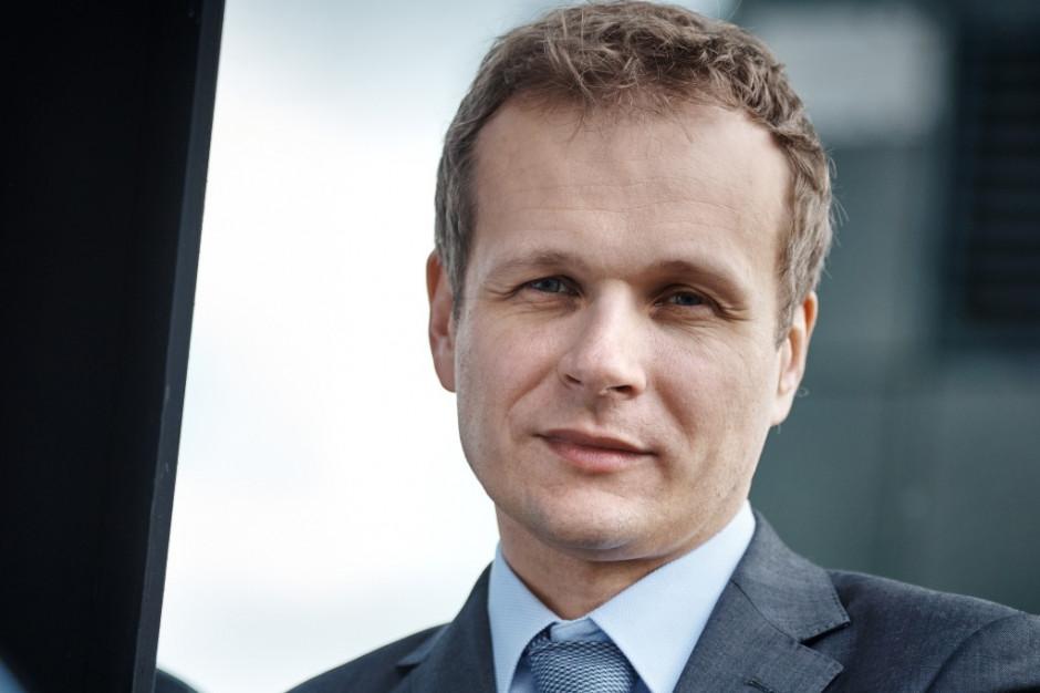 Maciej Bukowski, prezes WiseEuropa. Fot. Mat. pras.