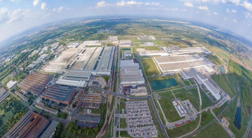 Strajk w węgierskiej fabryce Audi uderza w produkcję w Niemczech