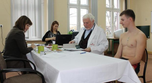 W lutym w Warszawie ruszy kwalifikacja wojskowa dla urodzonych w 2000 r.