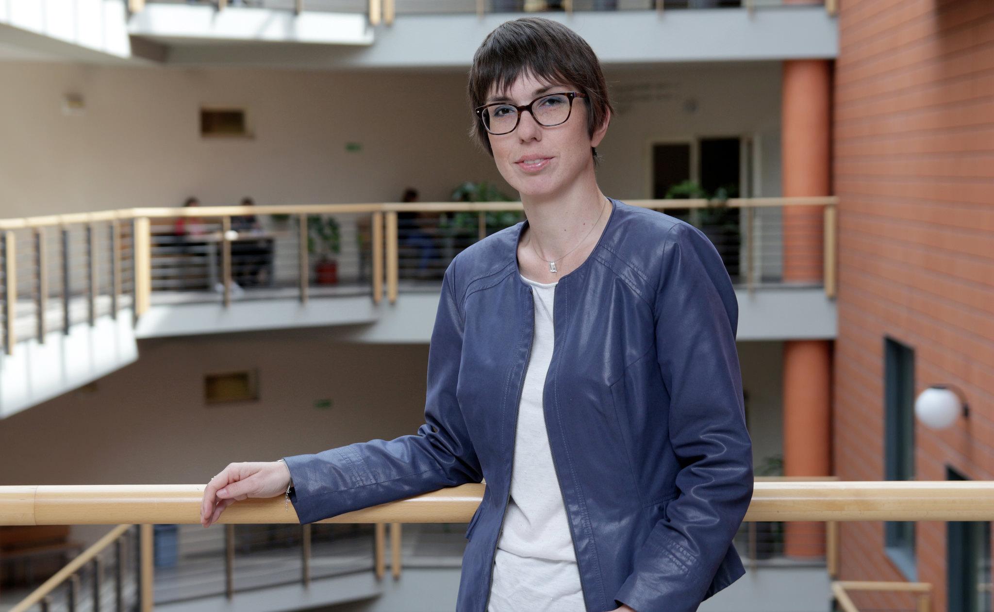 dr Agata Rudnicka (fot.eksperci.wz.uni.lodz.pl)