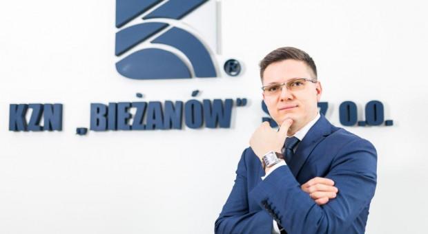 Paweł Winiarski i Grzegorz Leszczyński w zarządzie KZN Bieżanów
