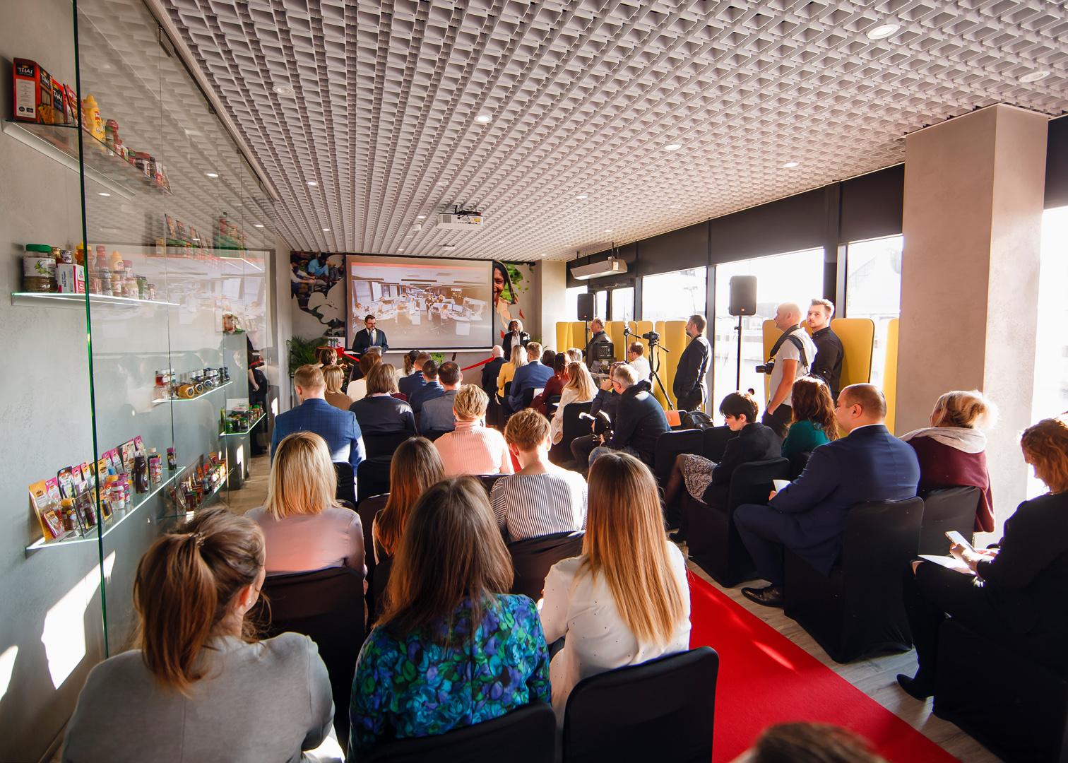 McCormick Shared Services utworzył Centrum Kariery w Łodzi - miejsce, gdzie kandydaci mogą dowiedzieć się więcej na temat pracy w firmie (fot. mat. pras.)