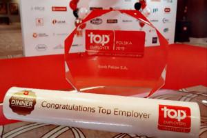Top Employers 2019 rozdane. Zobacz pełną listę najlepszych pracodawców