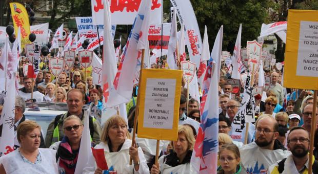 Ryszard Proksa z NSZZ Solidarność: będziemy namawiać nauczycieli do protestu