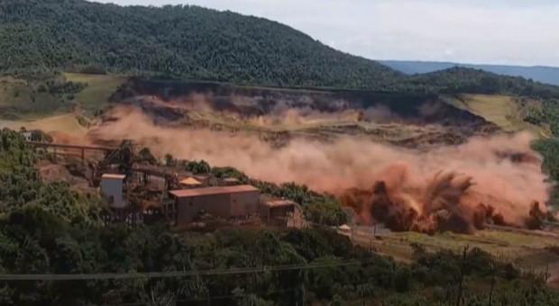 Katastrofa w kopalni Corrego do Feijao. Już 121 zabitych górników