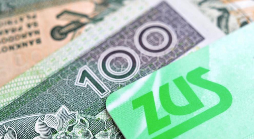 ZUS: Rosną wpływy na indywidualnych numerach rachunków składkowych