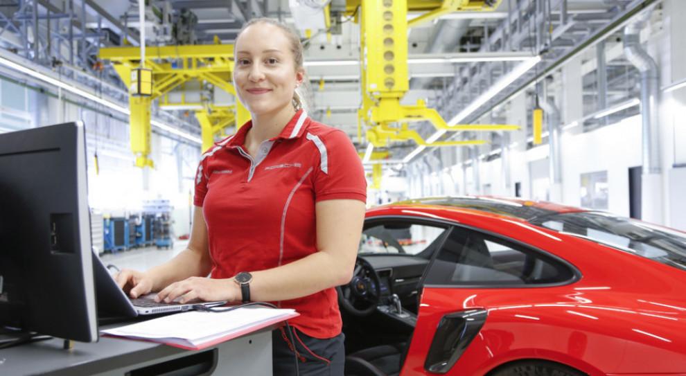 Porsche bije kolejne rekordy, także w zatrudnieniu