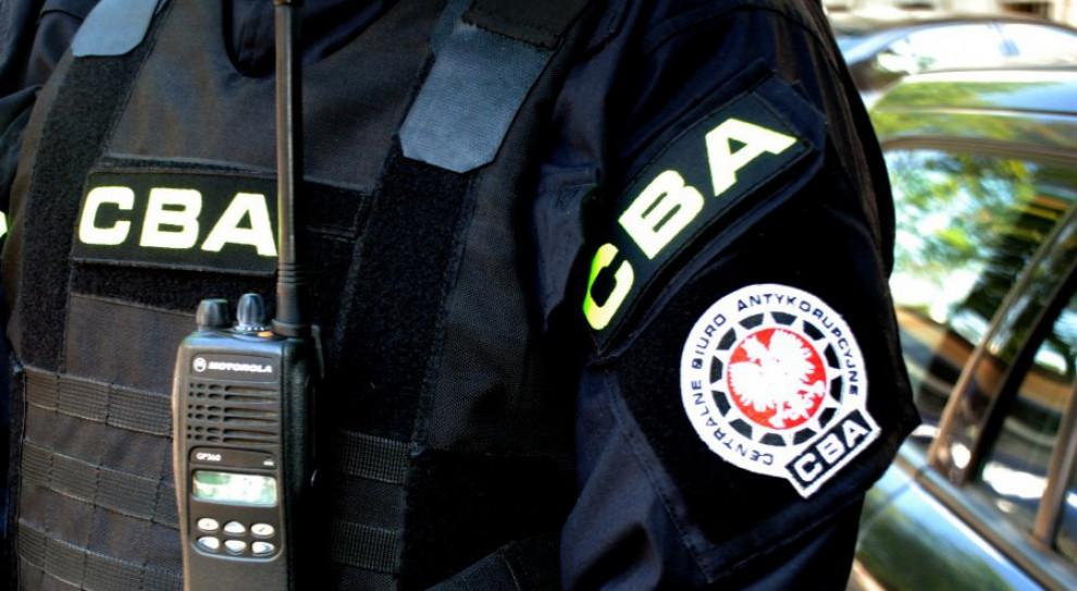 CBA zatrzymało cztery osoby podejrzewane o korupcję przy dostawach do KGHM