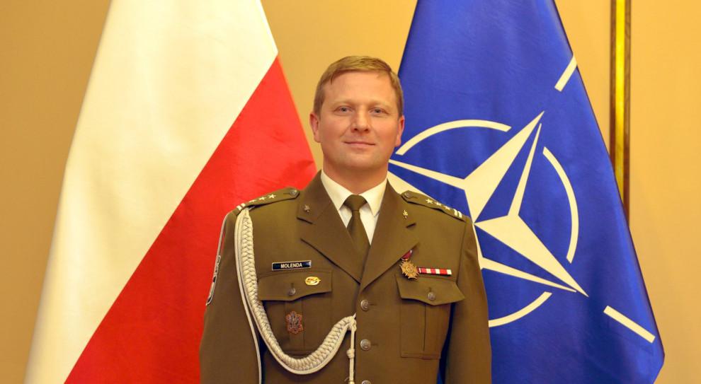 Płk Karol Molenda pełnomocnikiem ds. wojsk cyberobrony