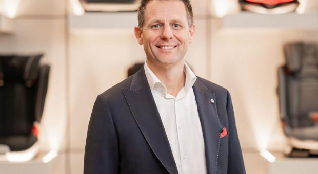 Erwin Wieffering dyrektorem zarządzającym Britax Römer w regionie Europy i Bliskiego Wschodu