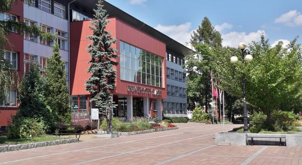 Uniwersytet Śląski promuje się gadżetami