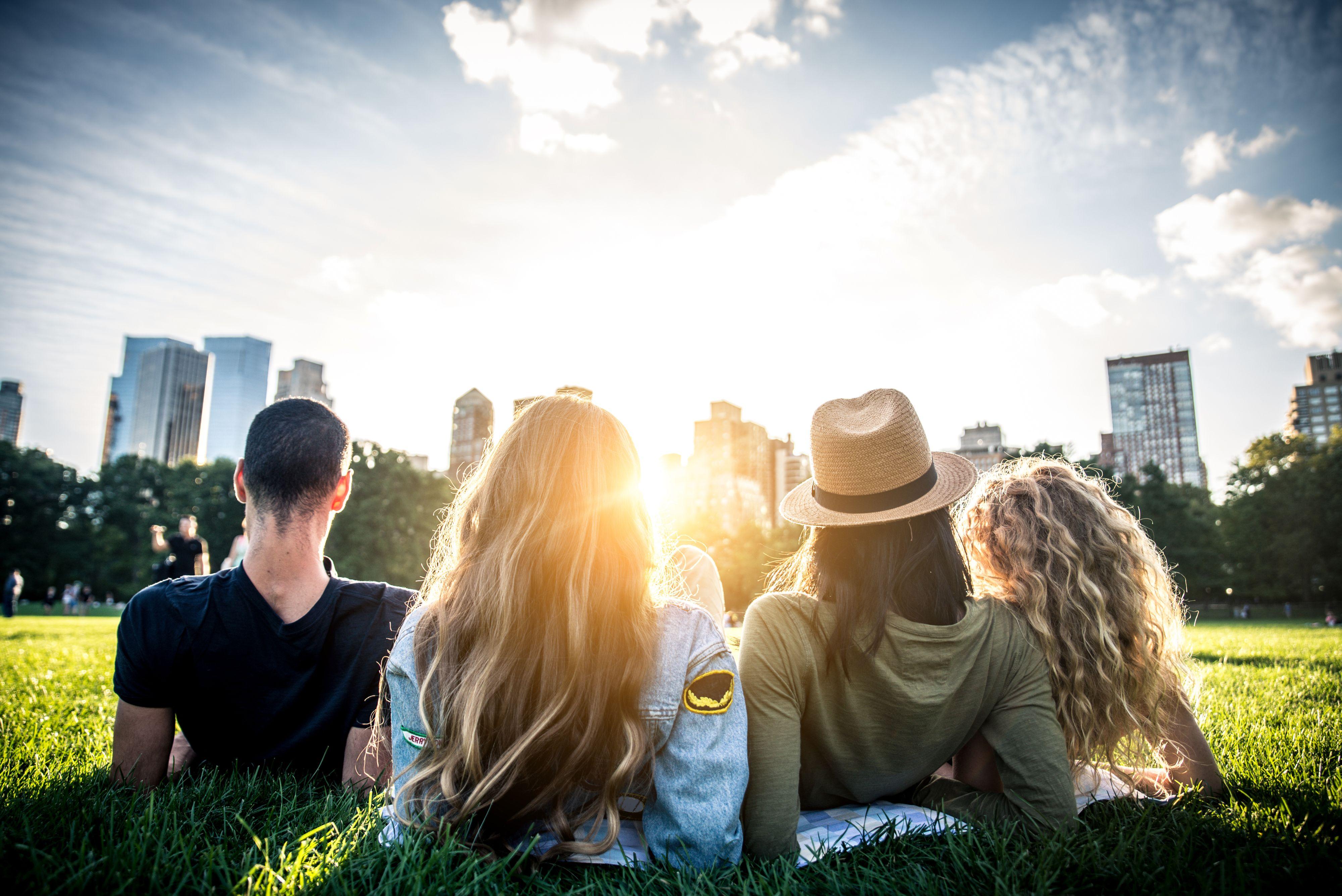 Do tej pory aż 4,8 mln Amerykanów określiło się mianem cyfrowych nomadów. (Fot. Shutterstock)