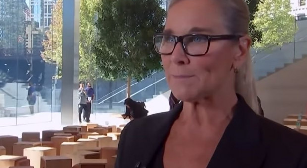 Angela Ahrendts odchodzi z Apple