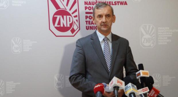 Broniarz: Wkrótce będziemy gotowi do podjęcia decyzji o terminie strajku