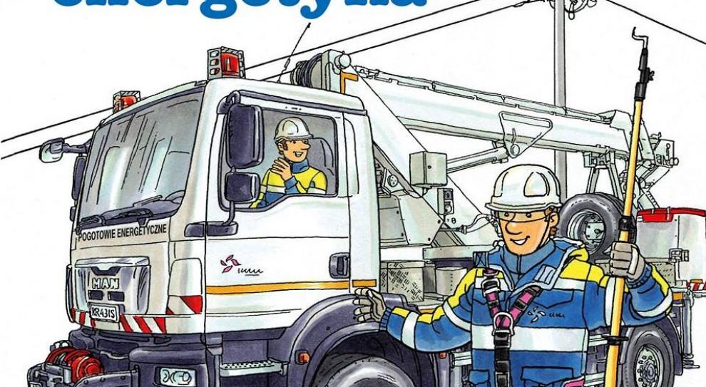 Jak wygląda praca energetyków? Tauron edukuje dzieci