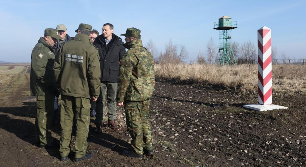 Służba Graniczna najlepszą wizytówką skuteczności polskich służb mundurowych