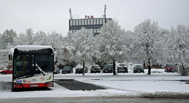 Kierowcy PKM Jastrzębie na zwolnieniach. Autobusy pozostały w zajezdni