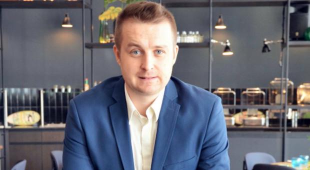 Hubert Chołociński nowym dyrektorem operacyjnym Vienna House Andel's Cracow