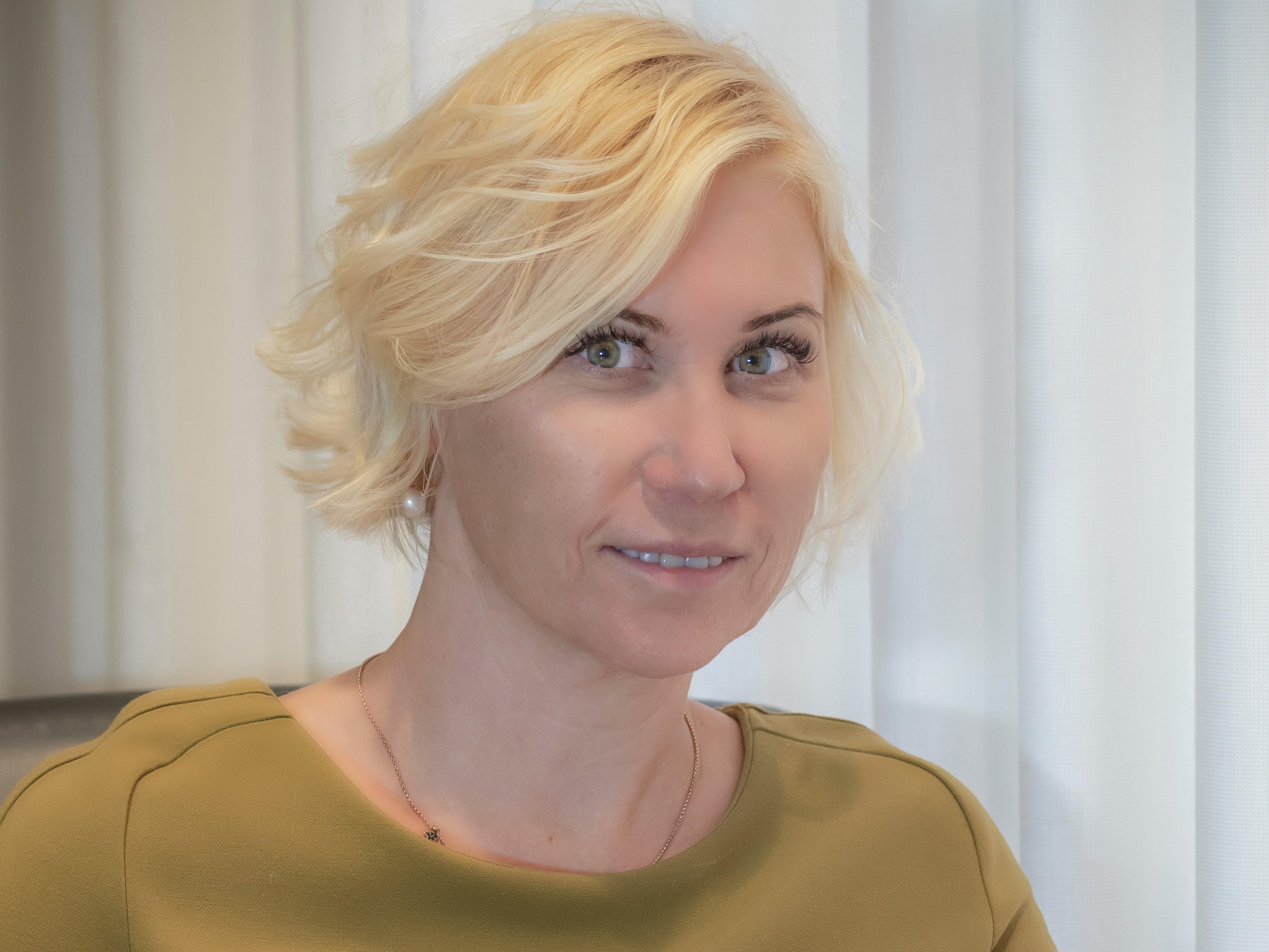 Magdalena Wróbel, dyrektor naczelna ds. zarządzania zasobami ludzkimi w KGHM Polska Miedź (fot. KGHM)