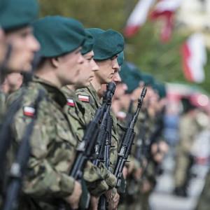 Większość ochotników Wojsk Obrony Terytorialnej aktywna zawodowo