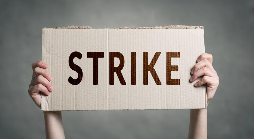 Belgia sparaliżowana z powodu strajku