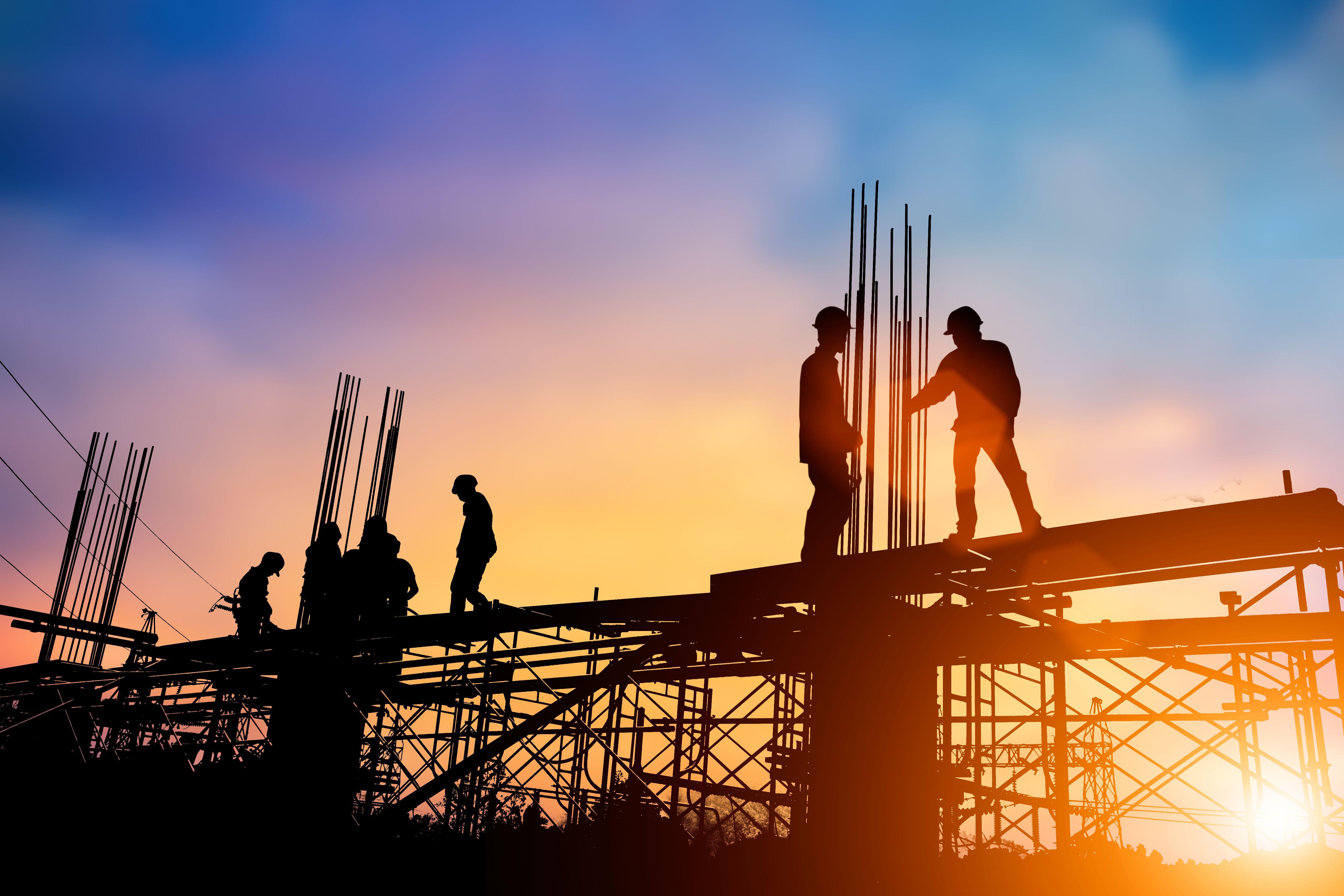 Praca imigrantów jest istotna w budownictwie. (Fot. Shutterstock)