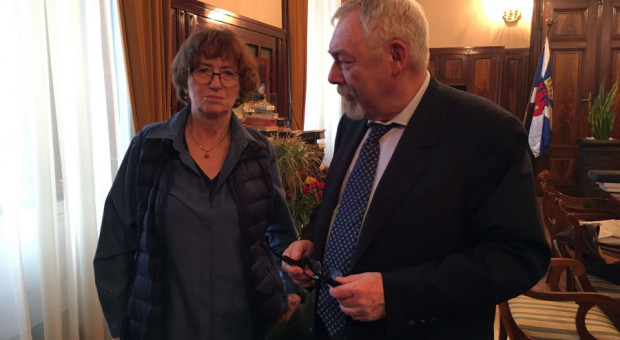 Maria Anna Potocka dyrektorem Bunkra Sztuki