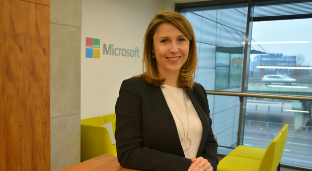 Katarzyna Cymerman dyrektorem ds. HR w polskim oddziale Microsoft