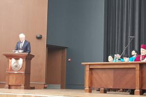 Wicepremier: Uniwersytet Mikołaja Kopernika jest  jedną z najdynamiczniej rozwijających się uczelni