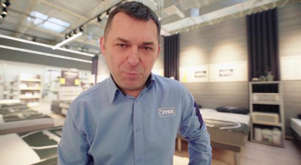 Jysk prowadzi vloga. W nowym filmie dyrektor generalny marki w Polsce