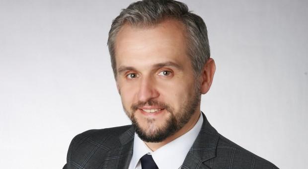 Marcin Jędrychowski dyrektorem Szpitala Uniwersyteckiego