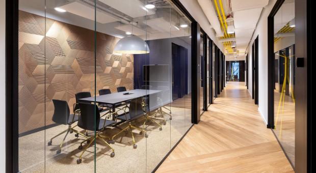 Nowa, elastyczna przestrzeń do pracy w centrum Warszawy
