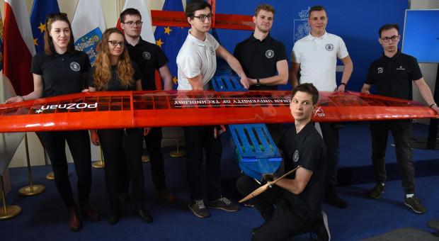 Studenci Politechniki Poznańskiej wezmą udział w zawodach SAE Aero Design