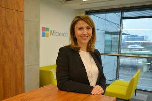 Katarzyna Cymerman, dyrektor ds. HR w Microsoft Polska