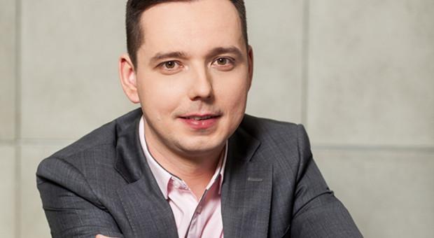Wojciech Życzyński awansuje w strukturach polskiego oddziału Microsoft