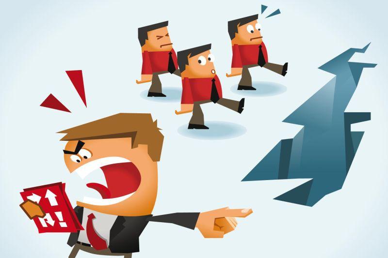 Szefowie są przeświadczeni o wysokim poziomie swojej wiedzy i kompetencji. (Fot. Shutterstock)