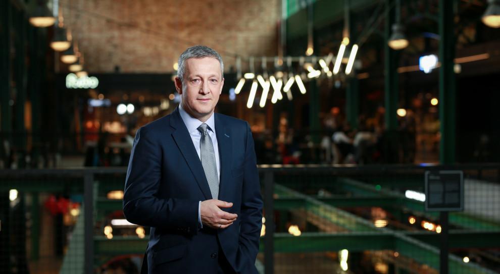 Grzegorz Strutyński dyrektorem komercyjnym w Globalworth Poland
