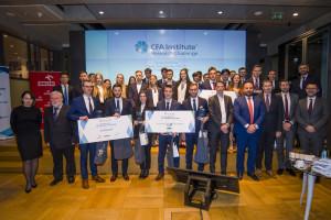 Dwie uczelnie z Polski w europejskim finale CFA Institute Research Challenge