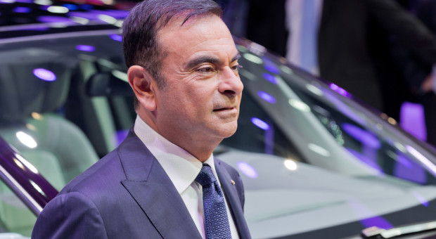 Były prezes Nissana Carlos Ghosn wyjdzie na wolność. Kaucja 1 miliard jenów