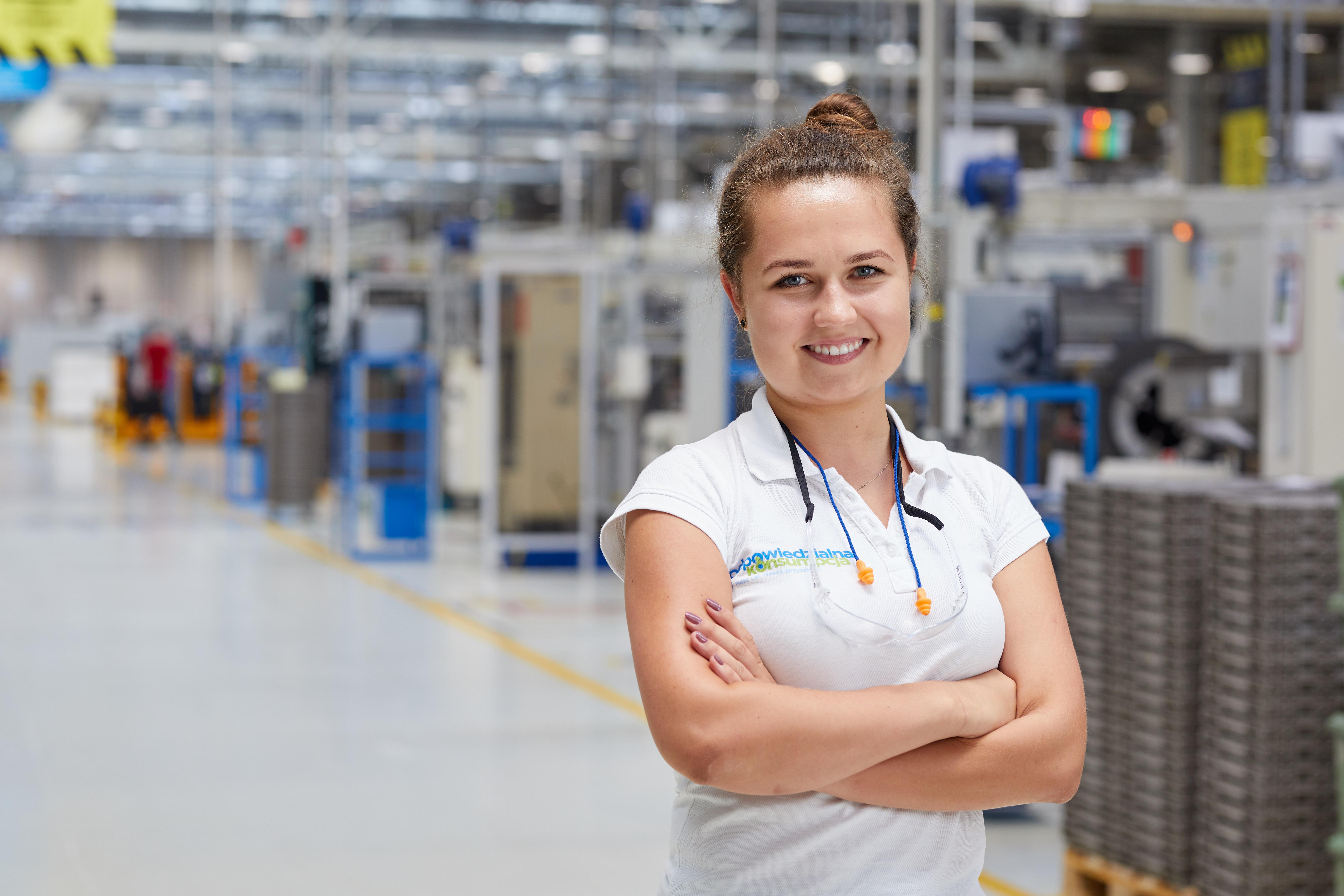 Uczestnictwo w projekcie Future Female Leader otwiera drzwi kariery w P&G (fot. P&G/materiały prasowe)