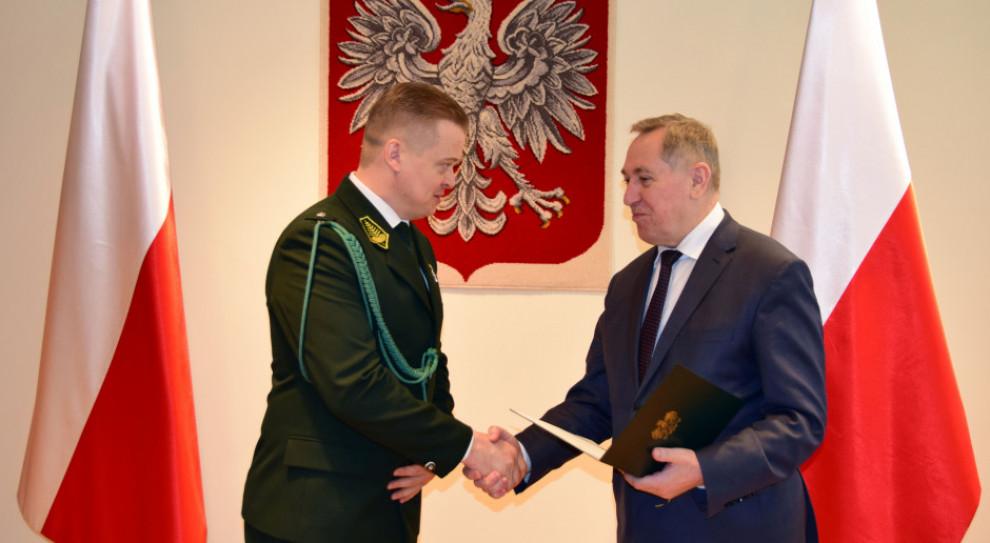 Albert Paweł Kołodziejski szefem Polskiego Związku Łowieckiego