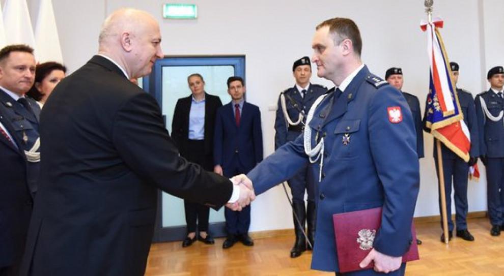 Płk. Krzysztof Król komendantem Służby Ochrony Państwa