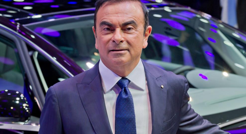 Były prezes Nissana po 108 dniach wyszedł z aresztu