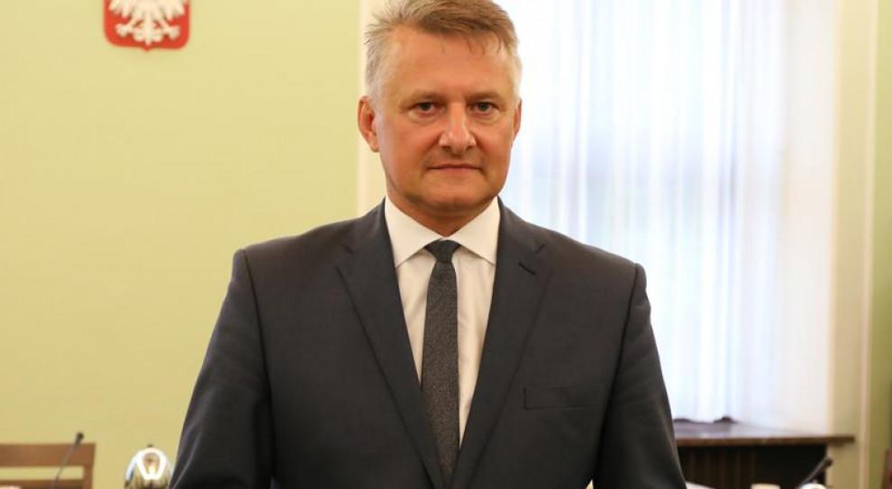 Płk Piotr Rękosiewicz odwołany z funkcji komendanta Straży Marszałkowskiej