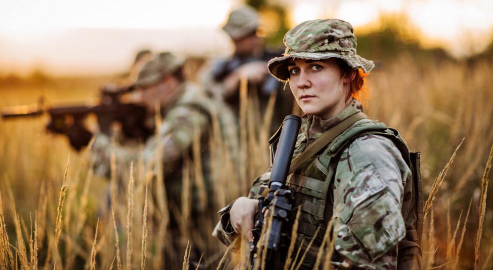 Generał nie ma wątpliwości. Wojsko potrzebuje kobiet