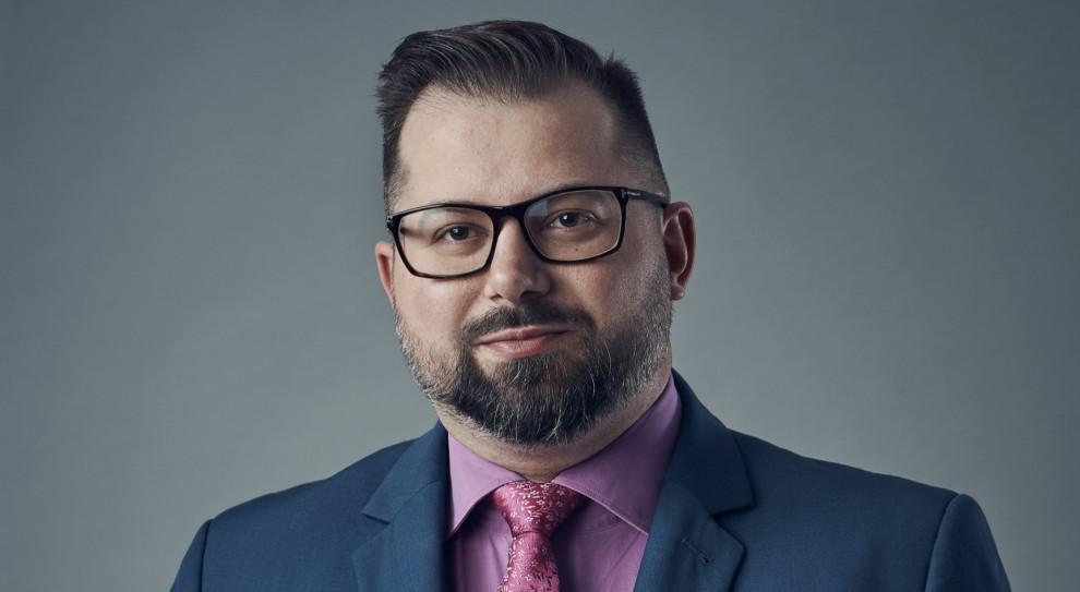 Dominik Chrapek nowym dyrektorem w Double Tree by Hilton Łódź