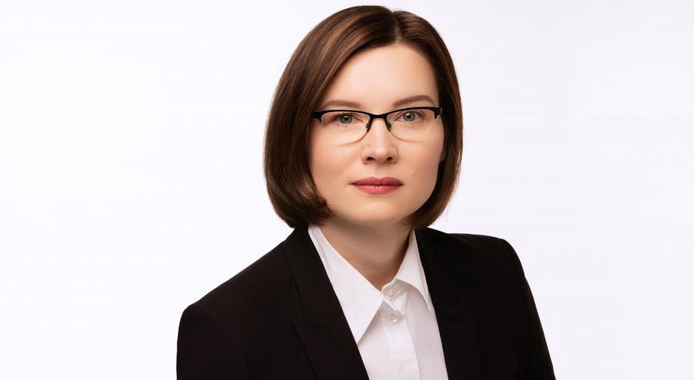 Łucja Nowak w kancelarii Dentons